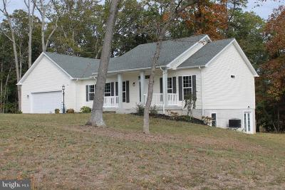 Frederick County Single Family Home For Sale: 411 Plow Run Lane