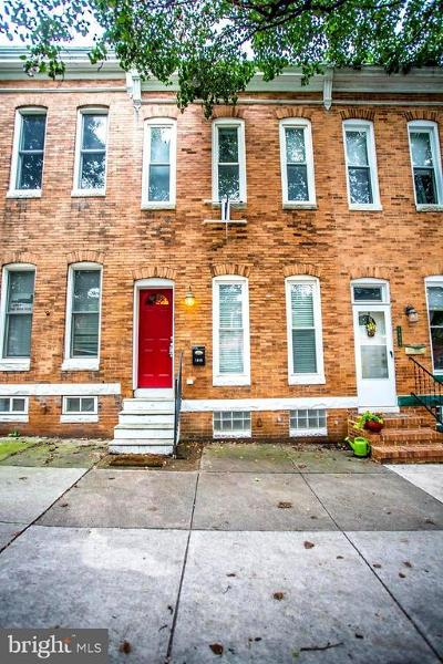 Baltimore MD Townhouse For Sale: $374,900