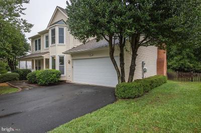 Manassas Single Family Home For Sale: 9663 Shannon Lane