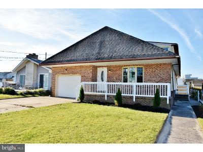 Brigantine Single Family Home For Sale: 502 Lafayette Boulevard