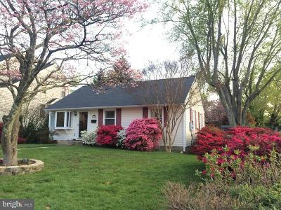 Falls Church Rental For Rent: 1840 Lusby Place