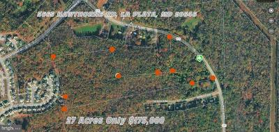 La Plata Residential Lots & Land For Sale: 5665 Hawthorne Road