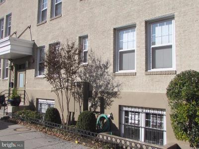 Washington Townhouse For Sale: 739 Newton Place NW #202