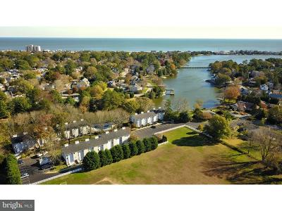 Rehoboth Beach Townhouse For Sale: 24 Newbold Square