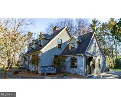 Chadds Ford Single Family Home For Sale: 7 Red Oak Lane