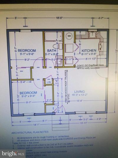 Easton Single Family Home For Sale: 9354 Unionville Road