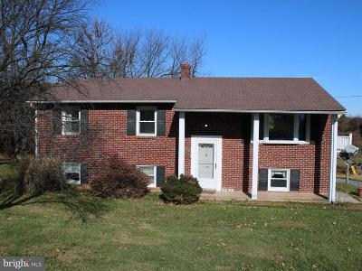 Single Family Home For Sale: 3167 Sykesville Road
