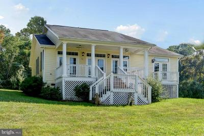 Rappahannock County Single Family Home For Sale: 56 Sway Back Lane