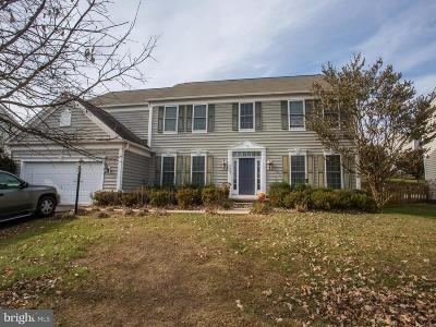 Warrenton Single Family Home Under Contract: 7627 Movern Lane