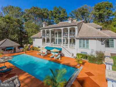 Vienna, Mclean Single Family Home For Sale: 2180 Hunter Mill Road
