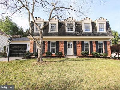 Potomac MD Single Family Home For Sale: $775,000