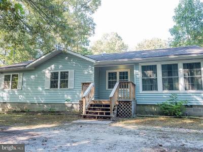 Caroline County Single Family Home For Sale: 11476 Brown Lane