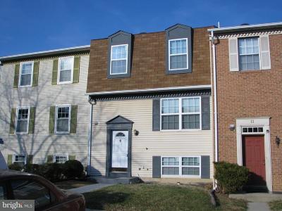 Upper Marlboro Single Family Home For Sale: 113 Joyceton Way