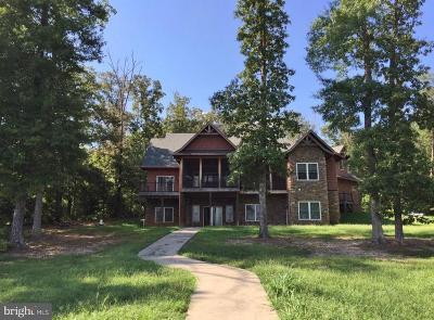 Spotsylvania County Single Family Home For Sale: 14800 Comfort Lane