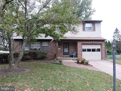 Cherry Hill Single Family Home For Sale: 113 Ashbrook Road