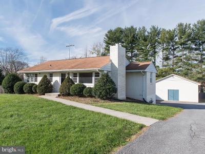 Ellicott City Single Family Home For Sale: 3302 Coventry Court Drive