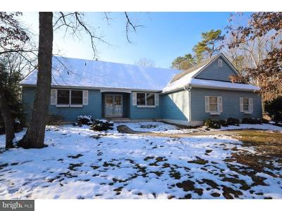 Tabernacle Twp Single Family Home For Sale: 443 Pricketts Mill Road