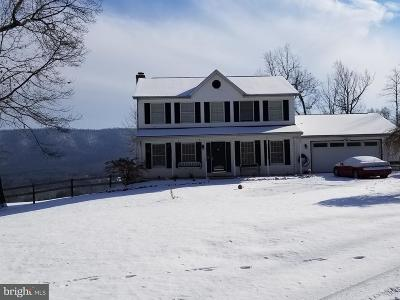 Hedgesville Single Family Home For Sale: 821 Sapwood Drive