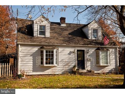 Princeton Single Family Home Under Contract: 437 Ewing Street