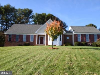 Culpeper County Single Family Home For Sale: 11733 James Madison Highway