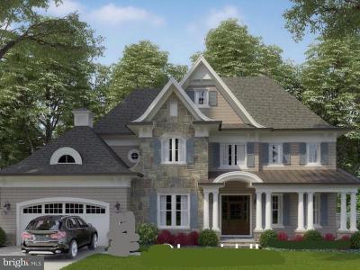 Bethesda Single Family Home For Sale: 9009 Seneca Lane