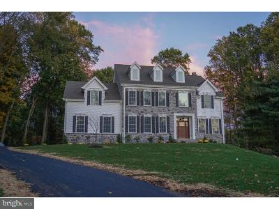 West Chester Single Family Home For Sale: Lot 6# Wawaset Farm Lane