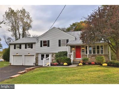 Hatboro, Horsham Single Family Home For Sale: 117 Parkway Road