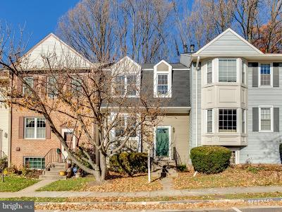 Annandale Townhouse For Sale: 7912 Brunswick Forest Pass