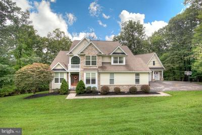 Monkton Single Family Home For Sale: 627 Piney Hill Road
