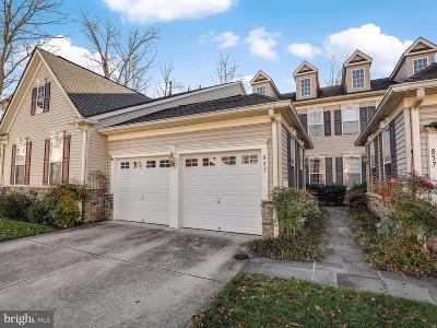 Piney Orchard Townhouse For Sale: 855 Thicket Court