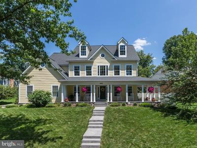 Chevy Chase Single Family Home For Sale: 4825 Derussey Parkway