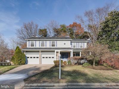 Centreville, Clifton Single Family Home For Sale: 13602 Bridgeland Lane
