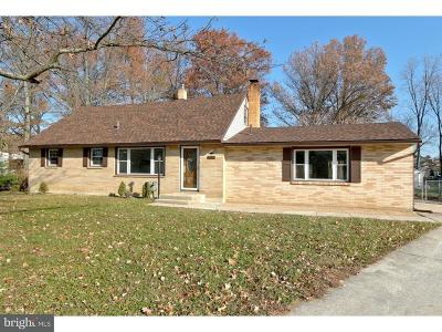 Cherry Hill Single Family Home For Sale: 1214 Bedford Avenue