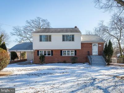 Temple Hills Single Family Home For Sale: 5603 Devon Court