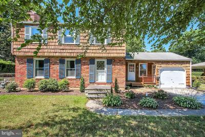 Lutherville Timonium Single Family Home For Sale: 1902 Reuter Road