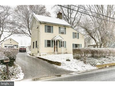 Robbinsville Single Family Home For Sale: 339 Gordon Road