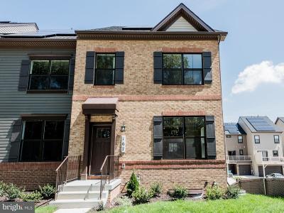 Clarksburg Townhouse For Sale: 167 Green Poplar Loop