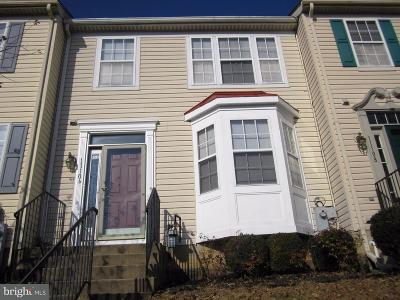 Owings Mills Townhouse For Sale: 11106 Natures Court