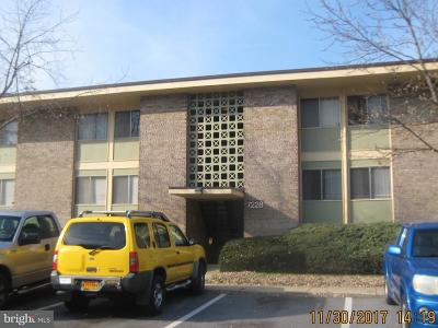 District Heights Townhouse Under Contract: 7228 Donnell Place #D-3