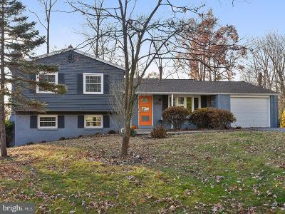 Rockville MD Single Family Home Active Under Contract: $505,000