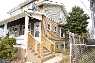 Hamilton Single Family Home For Sale: 564 Emmett Avenue