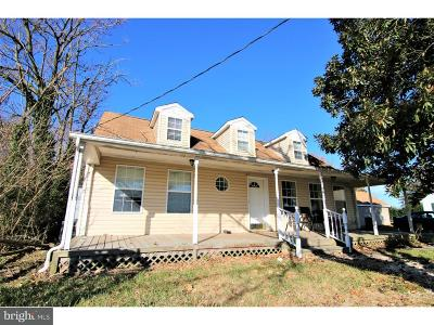 Bridgeville Single Family Home Under Contract: 202 N Main Street