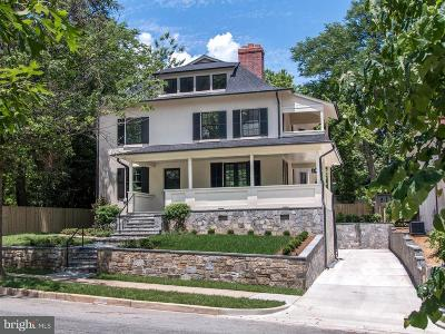 Washington Single Family Home For Sale: 3515 Woodley Road NW