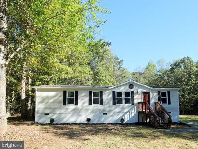 Spotsylvania Single Family Home For Sale: 8045 Lawyers Road