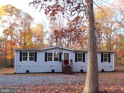 Rhoadesville Single Family Home Under Contract: 24459 Grant Drive