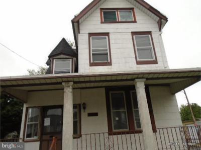 Wissinoming Single Family Home Under Contract: 4711 Comly Street