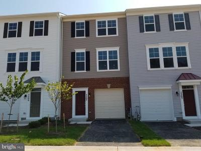 Glen Burnie Townhouse For Sale: 7507 Resch Loop