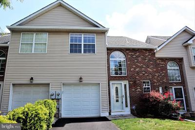Ewing Townhouse For Sale: 838 Lily Lane