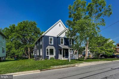 Baltimore Single Family Home For Sale: 120 Sanford Avenue