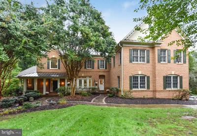 Fairfax County, Stafford County, Prince William County Single Family Home For Sale: 1545 Victoria Farms Lane
